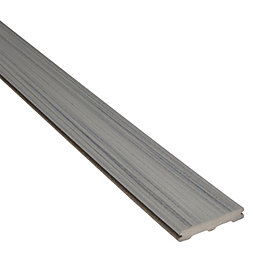Trex® Chateau Grey Composite Deck Board (T)24mm (W)140mm