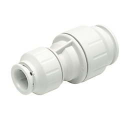 JG Speedfit Push Fit Reducing Straight Coupler (Dia)22mm