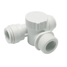 JG Speedfit Appliance Tee (Dia)15mm