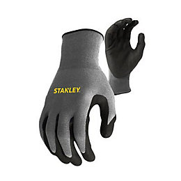 Stanley Large Polyester & Nitrile Micro Dot Texture