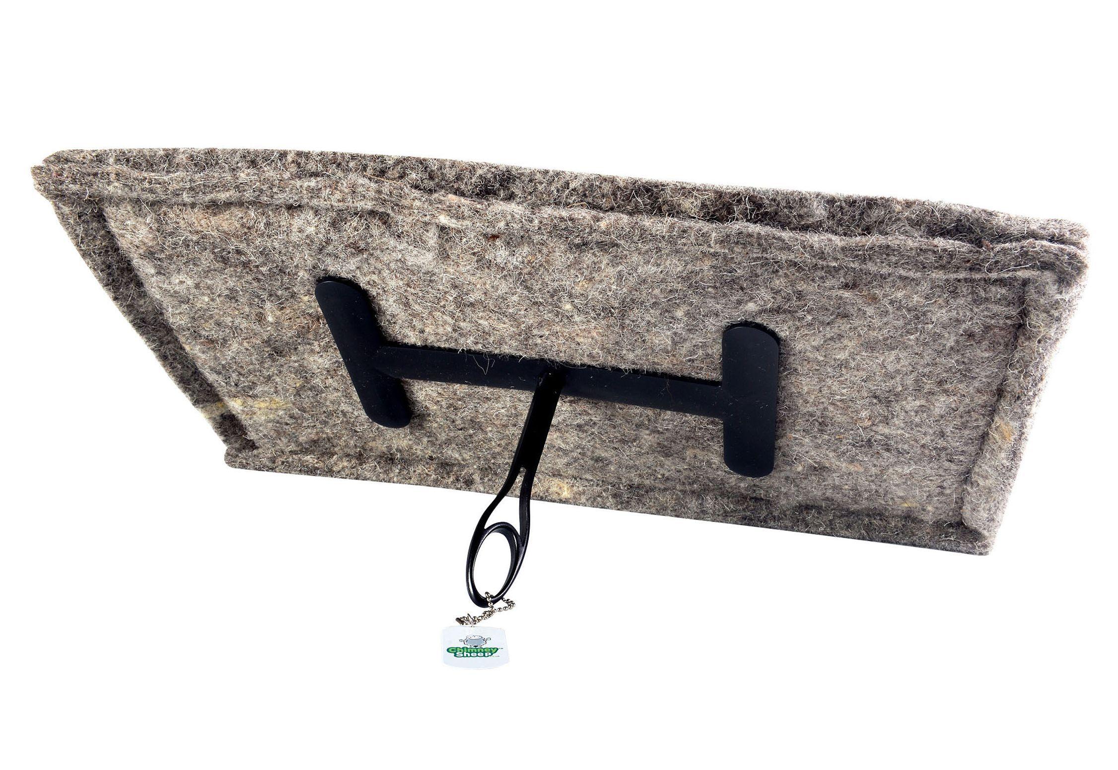 chimney sheep oblong chimney draught excluder d 12 w. Black Bedroom Furniture Sets. Home Design Ideas