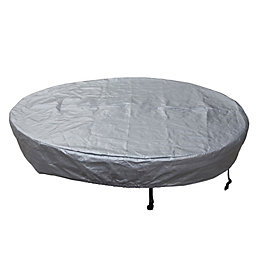 Canadian Spa Company Round Spa Cover Guard, 84""
