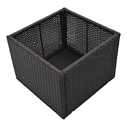 Canadian Spa Company Straight Spa Square Planter