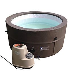 Canadian Spa Company Rio Grande 4 Person Portable
