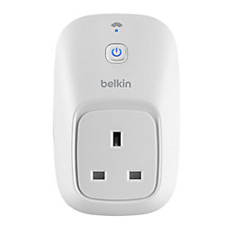 WeMo Automated Switch Plug Socket