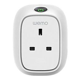 WeMo Insight Switch Plug Socket with Energy Monitoring