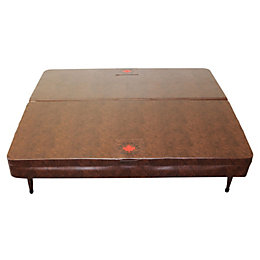 Canadian Spa Company Brown Spa Cover, (L)2230mm