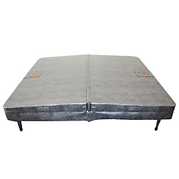 Canadian Spa Company Grey Spa Cover, (L)2080mm
