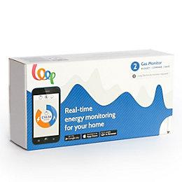 Loop Gas Energy Monitor