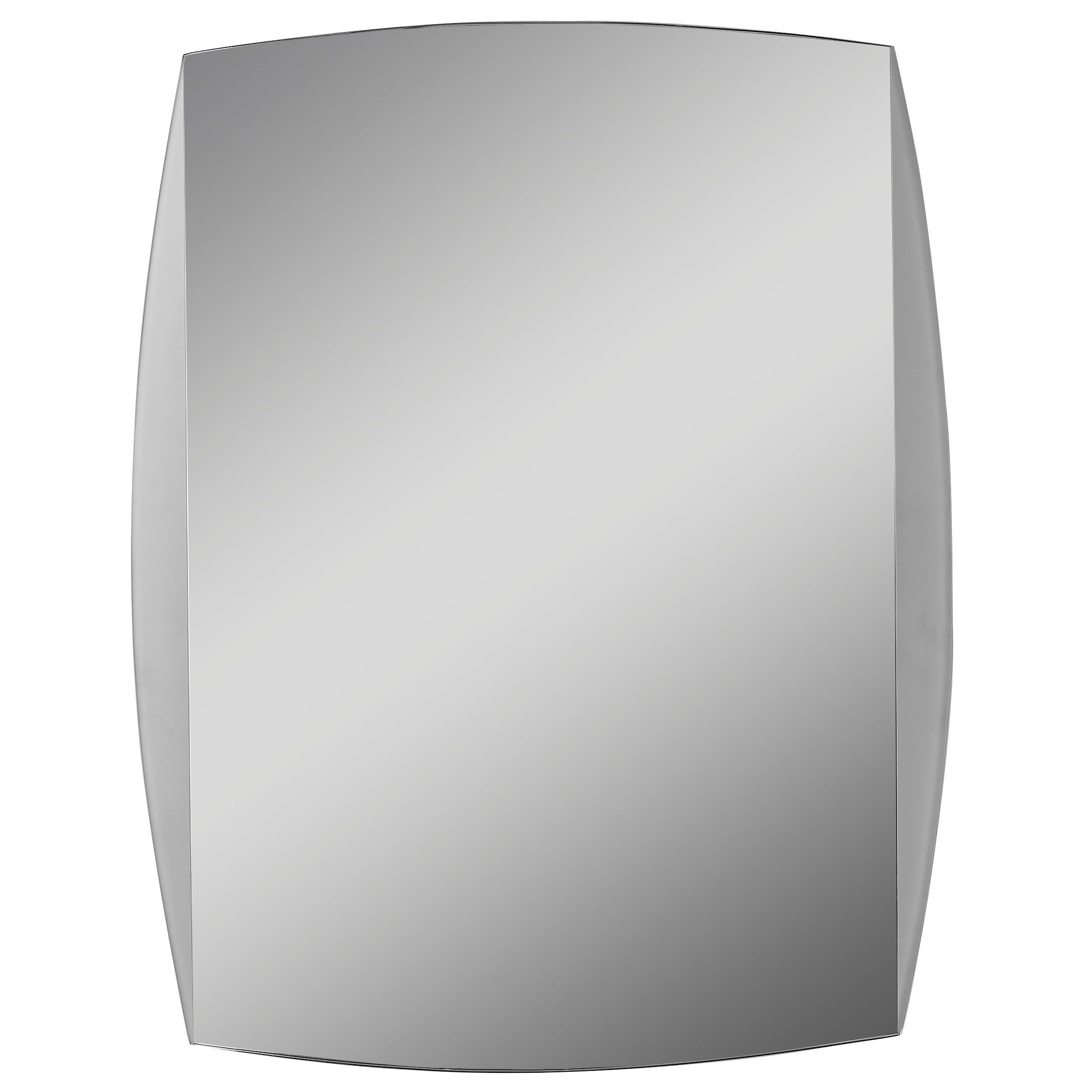 Lumino Legato Illuminated Bathroom Rectangular Mirror (w)390mm (h)500mm