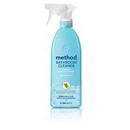 Method Bathroom Cleaner Spray, 828 ml