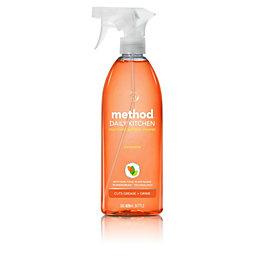Method Daily Kitchen Cleaner Spray, 828 ml