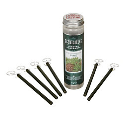 Scentsicles Christmas Pine Scent Sticks, Pack of 6