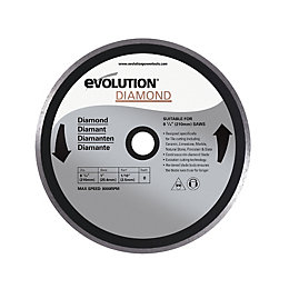 Evolution Fury (Dia)210mm Mitre Saw Blade
