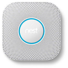 Nest Protect 2nd Generation Battery Smoke & Carbon