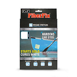 Fibrefix Resin Repair Patch (H)130mm (W)130mm (L)130mm