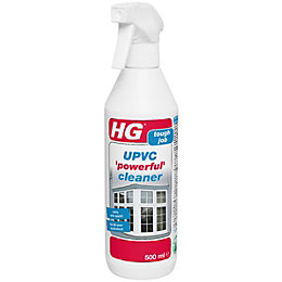 HG uPVC Cleaner Spray, 500 ml