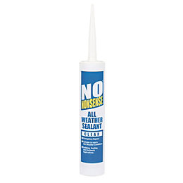 No Nonsense Clear Sealant