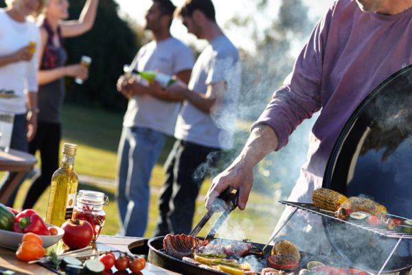 Barbecue cooking ideas