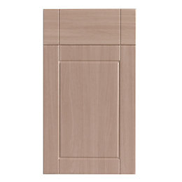 IT Kitchens Chilton Beech Effect Drawer Line Door