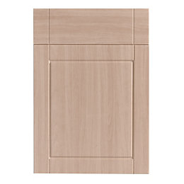 IT Kitchens Chilton Beech Effect Drawerline Door &