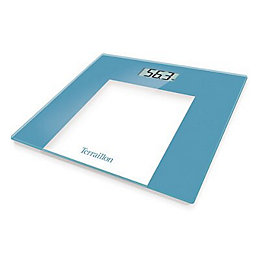 Terraillon Blue Slim Bathroom Scale