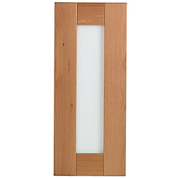 Cooke & Lewis Chesterton Solid Oak Glazed Door