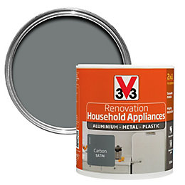V33 Renovation Carbon Smooth Satin Household Appliance Paint