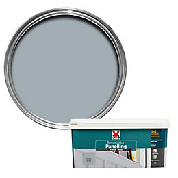 V33 Renovation Pebble Satin Paneling Paint 2L