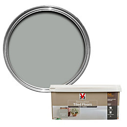 V33 Renovation Moondust Satin Floor Tile Paint 2L