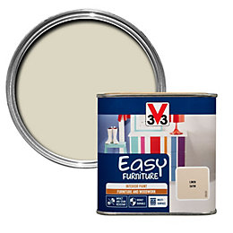 V33 Easy Linen Satin Furniture Paint 500 ml