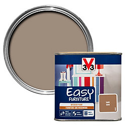 V33 Easy Taupe Furniture Paint 500ml