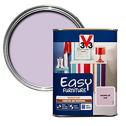 V33 Easy Marshmallow Satin Furniture Paint 1 L