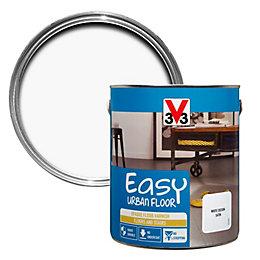 V33 Easy White Cocoon Floor Varnish 2.5 L