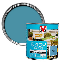 V33 Easy Blue Fjord Satin Furniture Paint 500