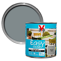 V33 Easy Pebble Grey Exterior Furniture Paint 500ml