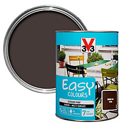 V33 Easy Brown Tan Exterior Furniture Paint 1.5L
