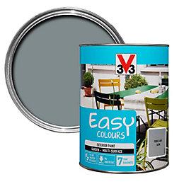 V33 Easy Pebble Grey Exterior Furniture Paint 1.5L