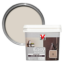 V33 Easy Beige Satin Bathroom Paint 0.75L
