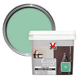 V33 Easy Menthol Satin Bathroom Paint 750ml