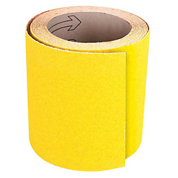 Flexovit 120 Grit Abrasive Roll (L)50m (W)115mm