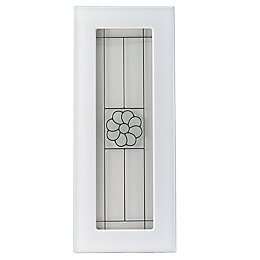 IT Kitchens Chilton White Country Style Glazed Door