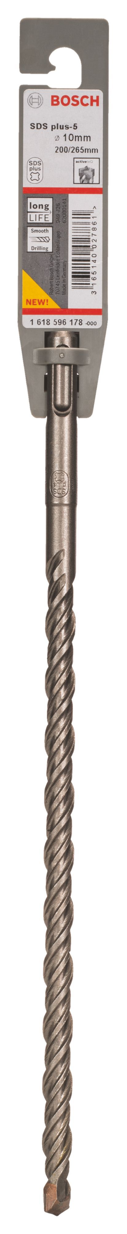 Bosch Sds Drill Bit (dia)10mm (l)200mm