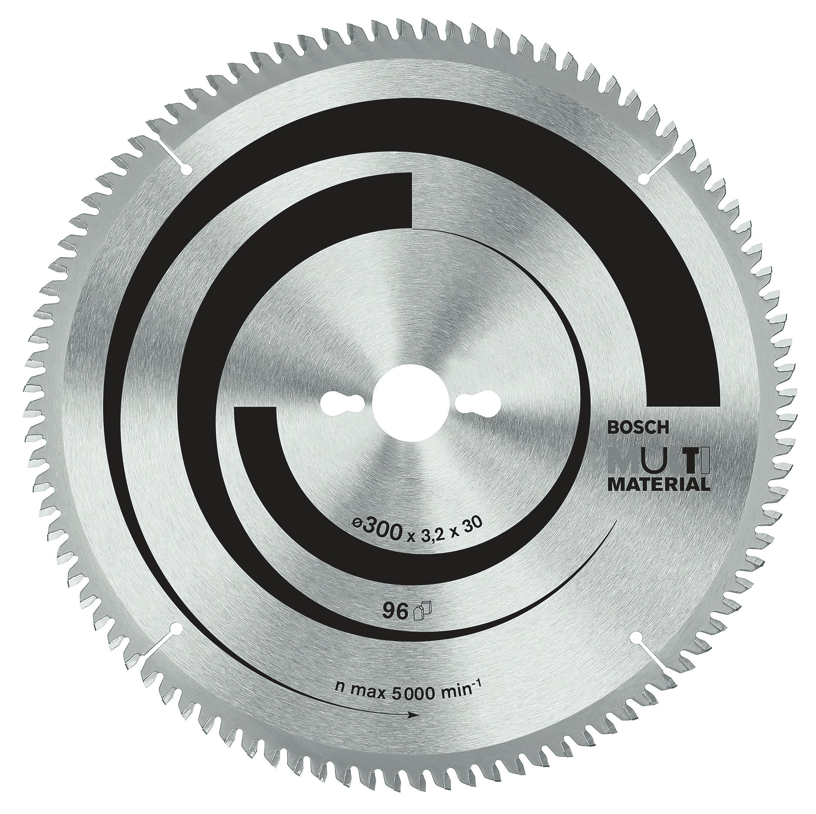 Bosch 80t Circular Saw Blade (dia)216mm