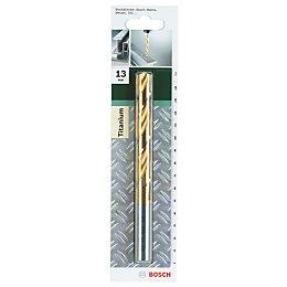 Bosch HSS Chisel Edge Drill Bit (Dia)1.5mm