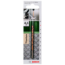 Bosch HSS Chisel Edge Drill Bit (Dia)4.5mm