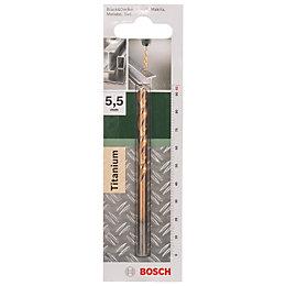 Bosch HSS Chisel Edge Drill Bit (Dia)5.5mm
