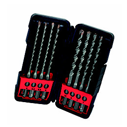 Bosch Mixed SDS Plus Drill Bit Set, 8