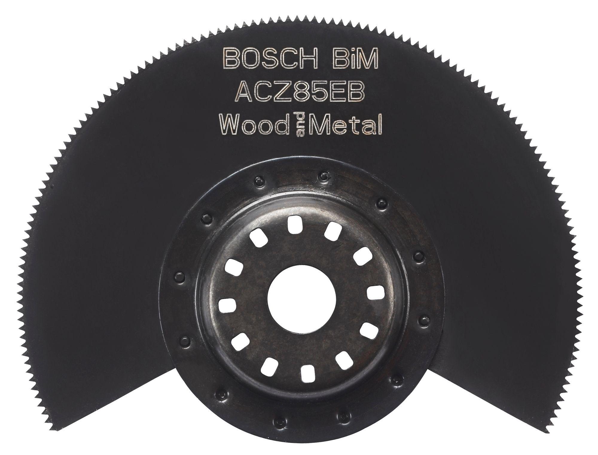 Bosch Wood & Metal Segment Blade, Pack Of 1