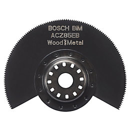 Bosch Wood & Metal Segment Blade, Pack of